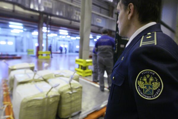 The three states are set to remove all customs borderssince July 1, 2011. - Sputnik International