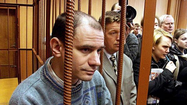 Researcher Igor Sutyagin in courtroom after verdict announcement - Sputnik International