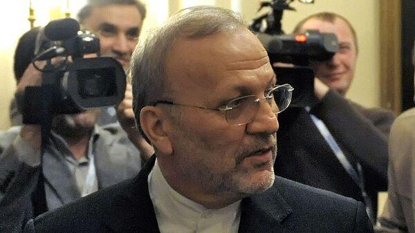 Iranian Foreign Minister Manouchehr Mottaki  - Sputnik International