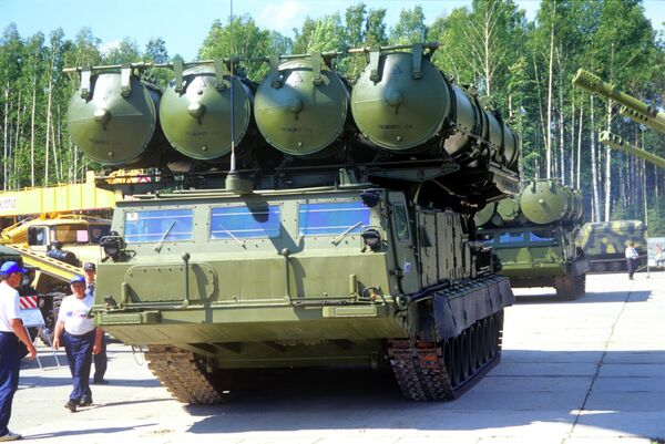 Russia Offers Iran New Replacement for S-300 – Paper - Sputnik International