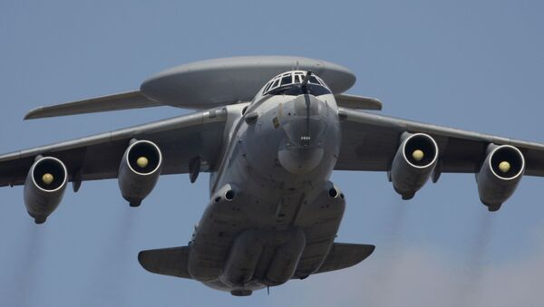 A-50 Airborne Early Warning and Control Aircraft - Sputnik International