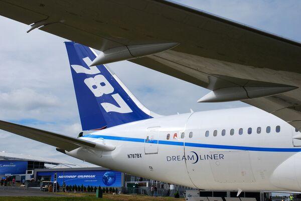Boeing-787: a dreamliner or a sky limousine - Sputnik International