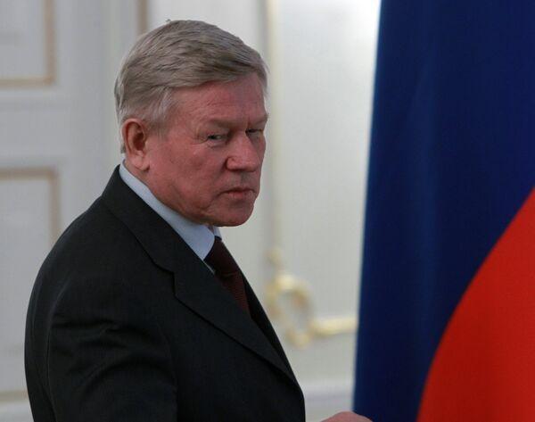 The head of Russia's Federal Space Agency Roscosmos, Anatoly Perminov - Sputnik International