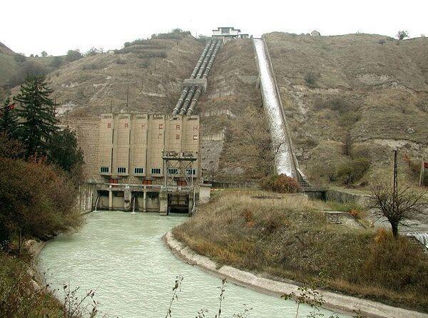 North Caucasus hydropower plant - Sputnik International