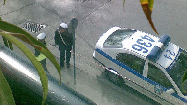 Police in Greece - Sputnik International