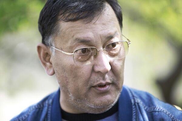 Ahmad Bakiyev - Sputnik International