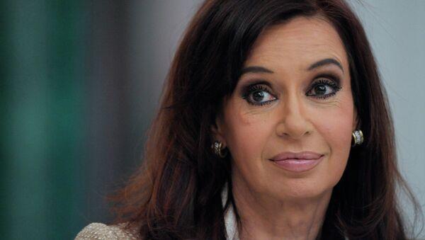 Cristina Fernández de Kirchner - Sputnik International