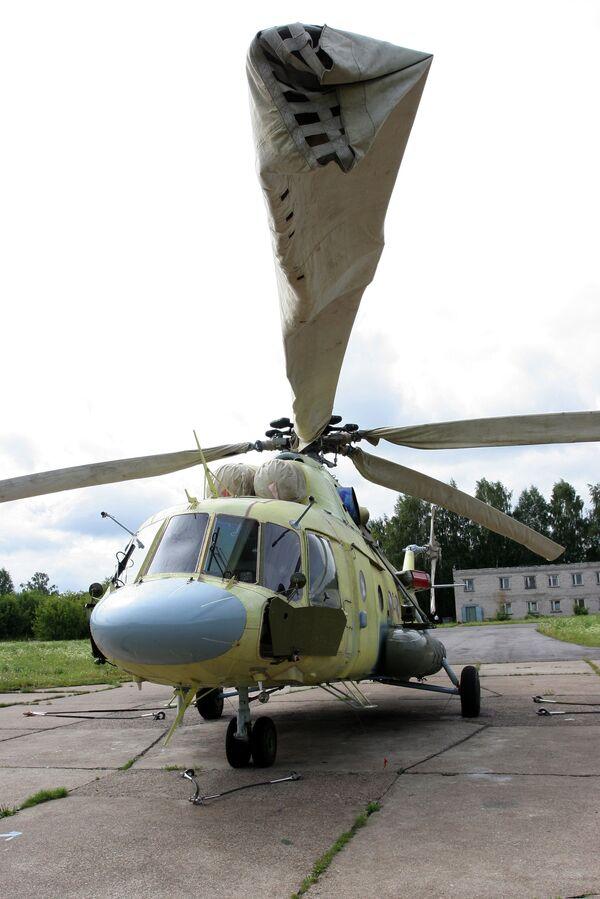 Mi-17 helicopter - Sputnik International