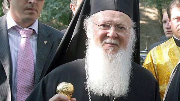 Ecumenical Patriarch Bartholomew - Sputnik International