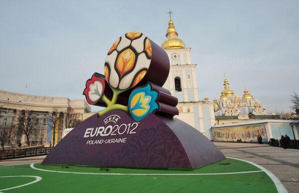 British Government to Boycott Euro 2012          - Sputnik International