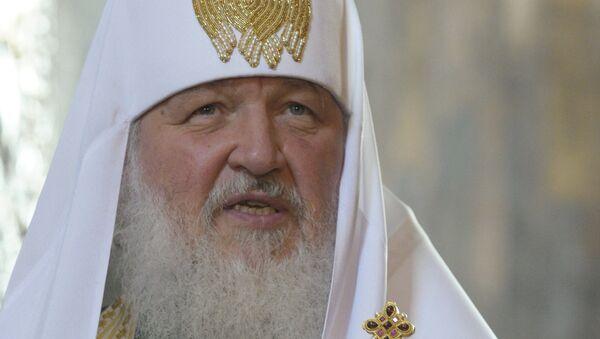 Patriarch Kirill visits Ukraine - Sputnik International