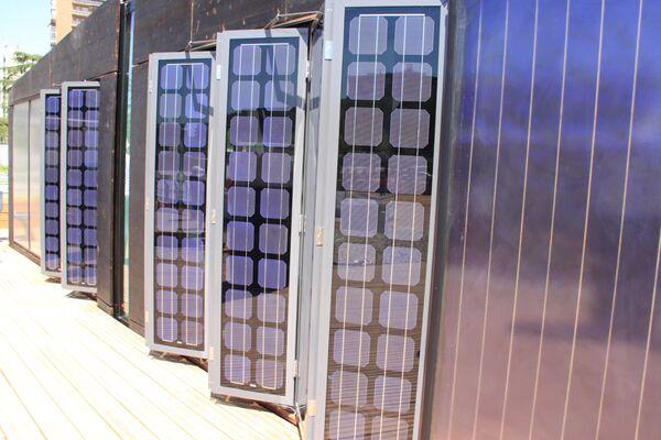 Rusnano and Renova to start producing solar panels in 2012 - Sputnik International