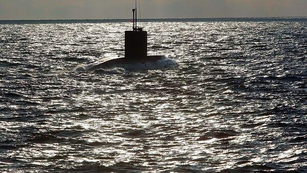 Балтийский флот проводит учения по спасению подводной лодки - Sputnik International