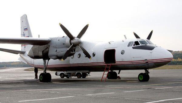 An-24 - Sputnik International