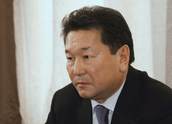 Bolat Nurgaliyev from Kazakhstan, which holds the 2010 rotating chair in the OSCE - Sputnik International