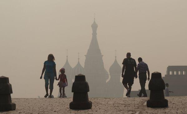 Summer in Moscow - Sputnik International
