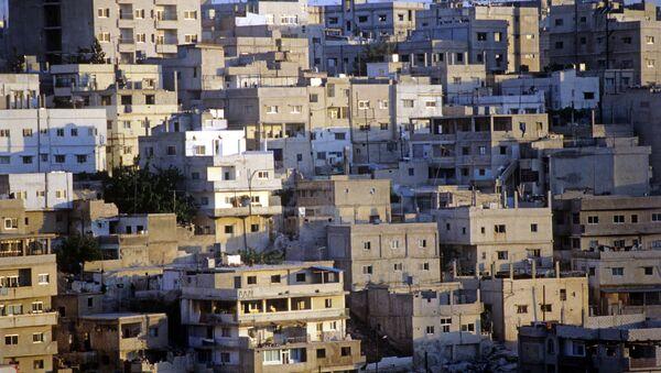 Jordan's capital Amman - Sputnik International
