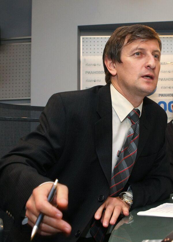 Yaroslaw Romanchuk, director of the Strategia think tank - Sputnik International