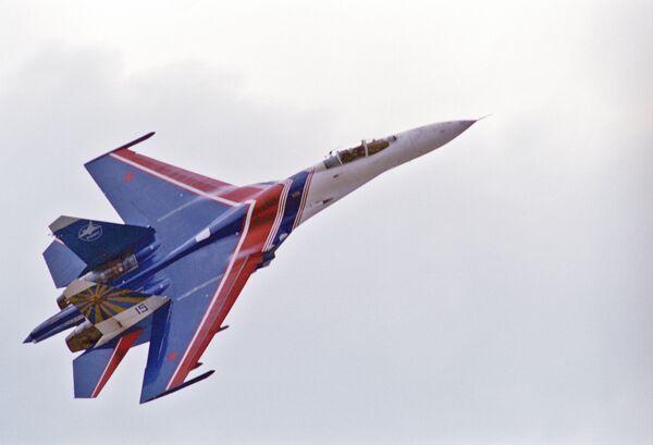 Russian Su-27 fighter - Sputnik International