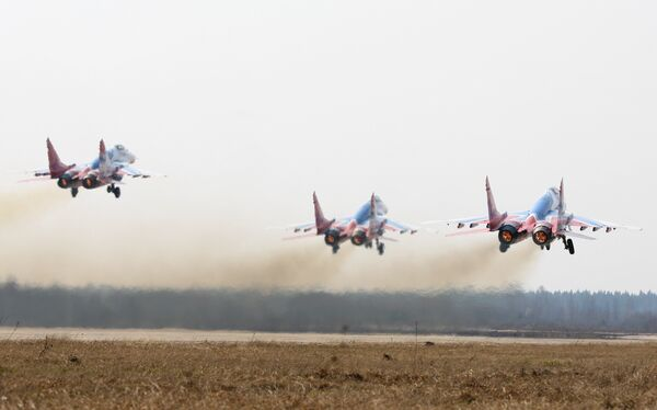MiG-29 - Sputnik International