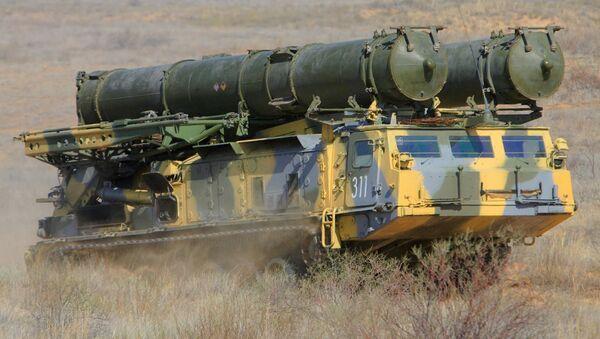S-300 air defense system - Sputnik International