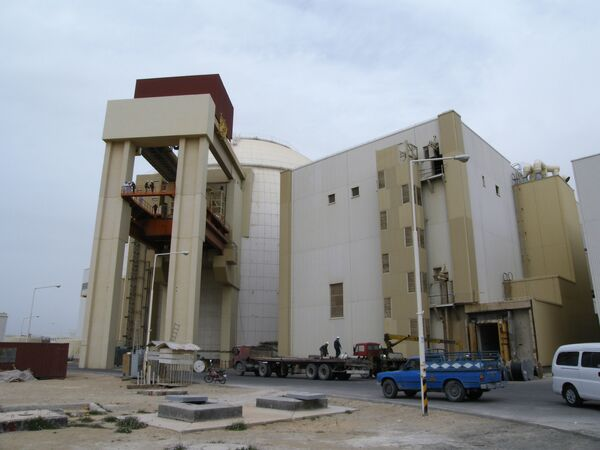 Bushehr NPP - Sputnik International