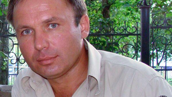 Konstantin Yaroshenko - Sputnik International