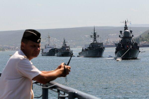 Blackseafor exercises strengthen security on the Black Sea - Sputnik International