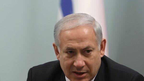 Israeli Prime Minister Binjamin Netanyahu - Sputnik International