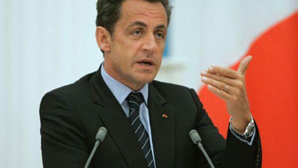 Nicolas Sarkozy - Sputnik International