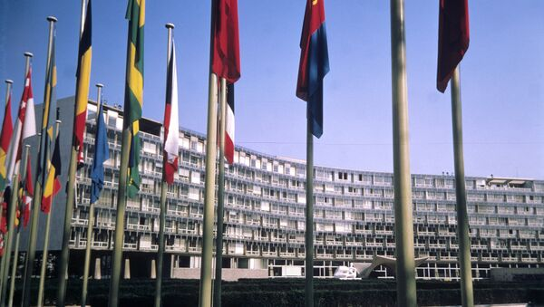 UNESCO HQ - Sputnik International