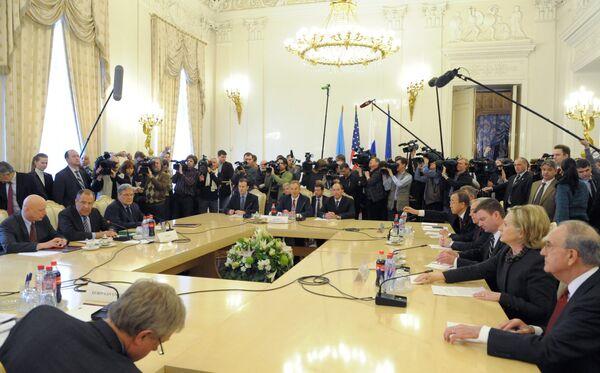 Meeting of Middle East Quartet  - Sputnik International