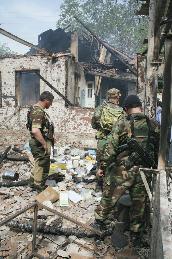 Militant leader killed in Dagestan - Sputnik International