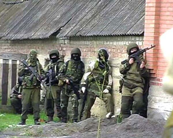 Russian police kills militant behind Moscow metro bombings - Sputnik International