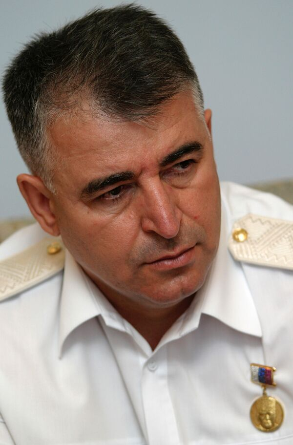 Ruslan Alkhanov - Sputnik International