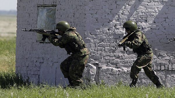 One policeman killed during elimination of Chechen militant leader - Sputnik International