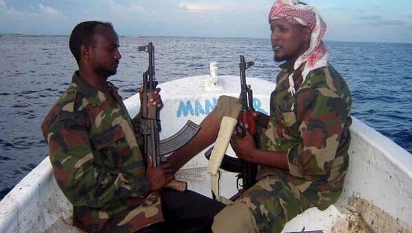Somali pirates - Sputnik International