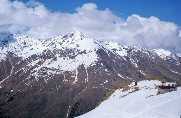 Mount Elbrus - Sputnik International