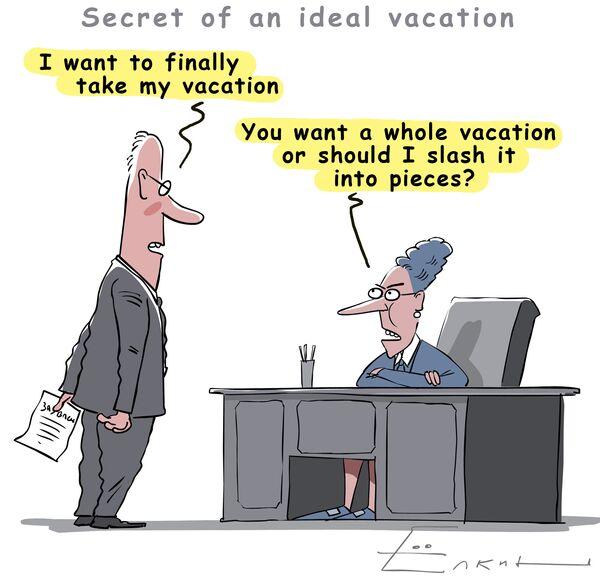 Secret of an ideal vacation - Sputnik International