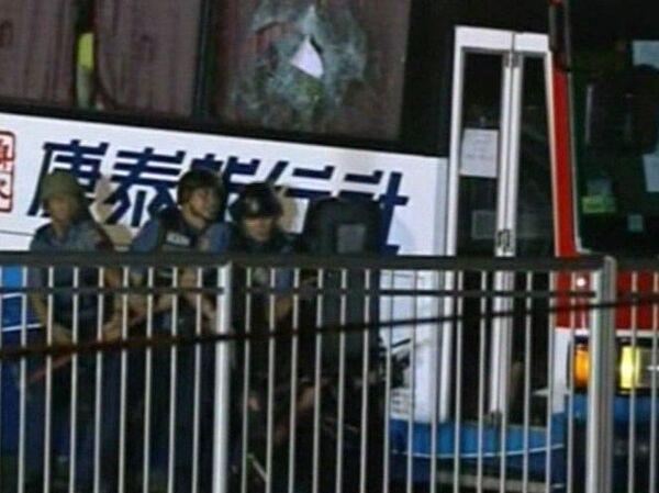 Hostage taker killed as police storm bus - Sputnik International