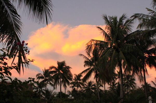 Sunset in Mui Ne - Sputnik International