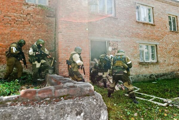 At least 4 militants killed, 2 policemen wounded in Ingushetia shootout  - Sputnik International