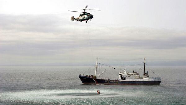 International coast guard drills to be held in Sea of Japan - Sputnik International