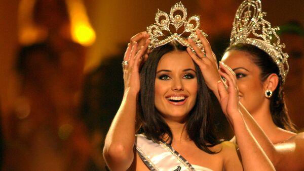 Miss Universe winners: 1952-2010 - Sputnik International
