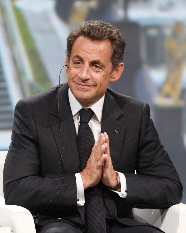 French President Nicolas Sarkozy - Sputnik International