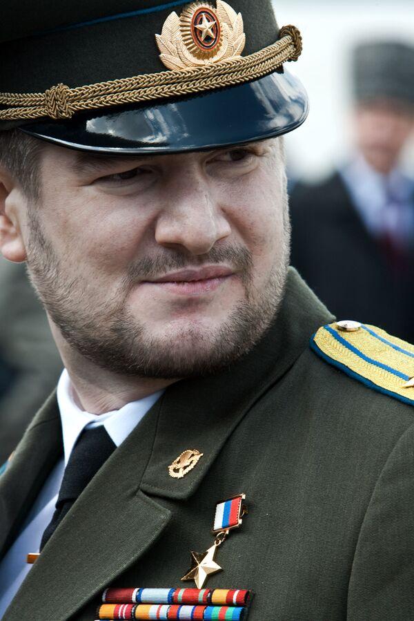 Sulim Yamadayev - Sputnik International