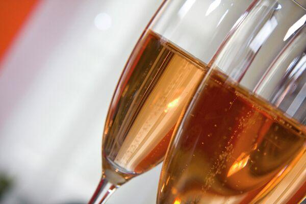 Glasses of champagne - Sputnik International
