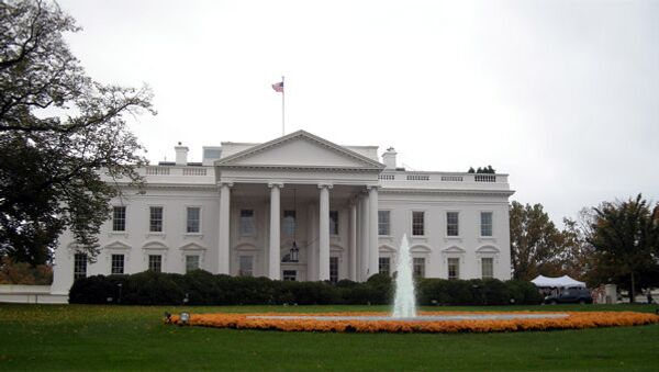White House in Washington - Sputnik International