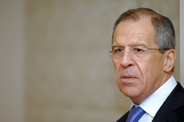 Lavrov will hold talks with his Polish counterpart Radoslaw Sikorski and take part in a meeting of Polish ambassadors - Sputnik International