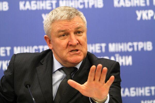 Ukrainian Ambassador to Belarus Mykhailo Yezhel - Sputnik International